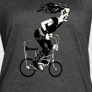 Metal to the Pedal - Women's Vintage Sport T-Shirt