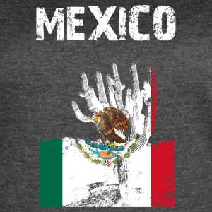 Nation-Design Mexico Saguaro - Women's Vintage Sport T-Shirt
