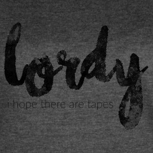 I Hope There Are Tapes - Women's Vintage Sport T-Shirt