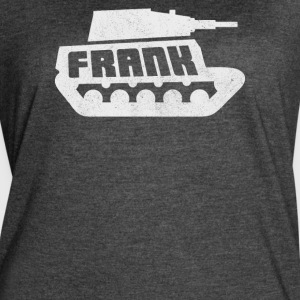Frank The Tank - Women's Vintage Sport T-Shirt