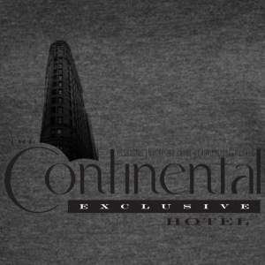 The Continental Hotel - Women's Vintage Sport T-Shirt