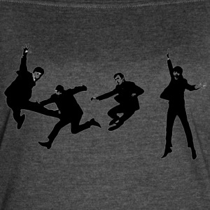 beatles jump - Women's Vintage Sport T-Shirt