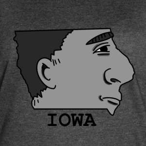 IOWA - Women's Vintage Sport T-Shirt