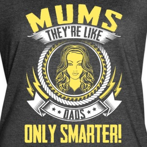 Funny Mother's Day T-Shirt: Mums n Dads for Mommy - Women's Vintage Sport T-Shirt