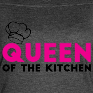 Queen Of The Kitchen - Women's Vintage Sport T-Shirt