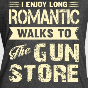 The Gun Store T Shirt - Women's Vintage Sport T-Shirt