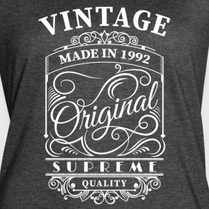 vintage made in 1992 - Women's Vintage Sport T-Shirt
