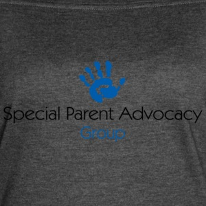 Special Parent Advocacy Group Logo - Women's Vintage Sport T-Shirt