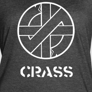 Crass - Women's Vintage Sport T-Shirt