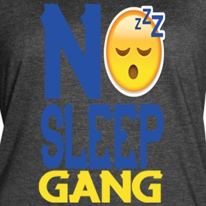 No Sleep Gang - Women's Vintage Sport T-Shirt