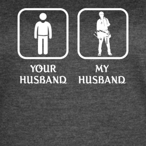 Husband Carpenter Love- cool shirt,geek hoodie - Women's Vintage Sport T-Shirt