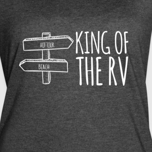 King of the RV - Women's Vintage Sport T-Shirt