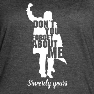 FORGET ABOUT ME - Women's Vintage Sport T-Shirt