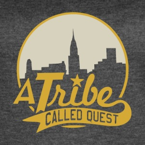 a_tribe_called_quest_gold - Women's Vintage Sport T-Shirt