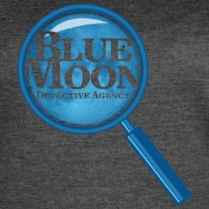 Blue Moon Detective Agency - Women's Vintage Sport T-Shirt