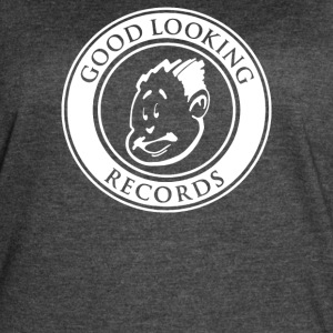Good Looking Records - Women's Vintage Sport T-Shirt