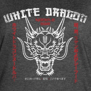 White Dragon Noodle Bar - Women's Vintage Sport T-Shirt