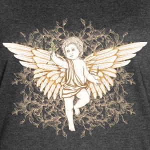 Vintage angel with wings - Women's Vintage Sport T-Shirt