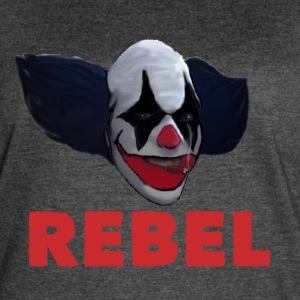 Rebel CLown - Women's Vintage Sport T-Shirt