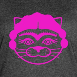 Kitty Frida - Women's Vintage Sport T-Shirt
