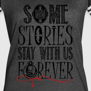 The Vampire Diaries. Some stories.. - Women's Vintage Sport T-Shirt