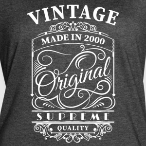 Vintage made in 2000 - Women's Vintage Sport T-Shirt