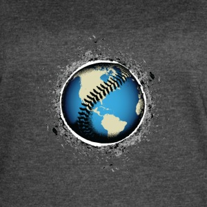 It 039 s A Baseball Ửold T Shirt - Women's Vintage Sport T-Shirt
