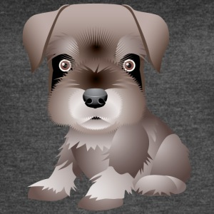 Cute_sweet_dog_7 - Women's Vintage Sport T-Shirt