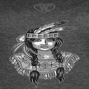 02Native American - Women's Vintage Sport T-Shirt
