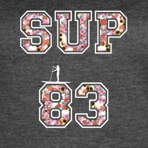 SUP GIRL #83 - Women's Vintage Sport T-Shirt