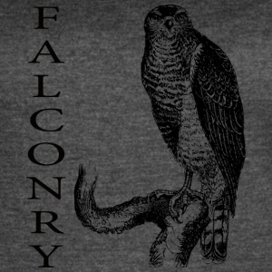 Falconry - Women's Vintage Sport T-Shirt