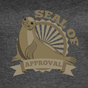 seal of approval - Women's Vintage Sport T-Shirt