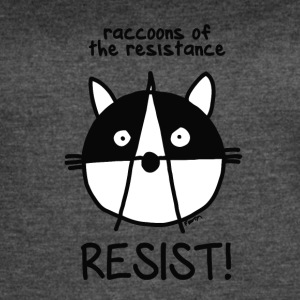 Join of the resistance Resist - Women's Vintage Sport T-Shirt