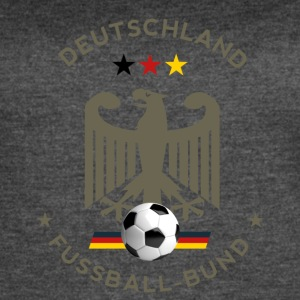 Soccer Germany world Master Goal ball Sport Team - Women's Vintage Sport T-Shirt