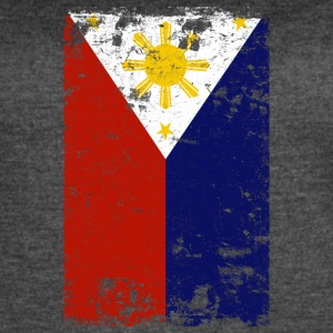 Filipino Vintage Distressed Philippines Flag - Women's Vintage Sport T-Shirt