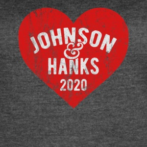 Johnson & Hanks 2020 - Women's Vintage Sport T-Shirt