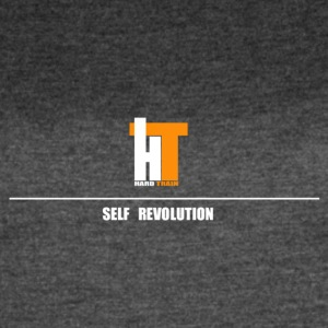 SELF REVOLUTION - Women's Vintage Sport T-Shirt