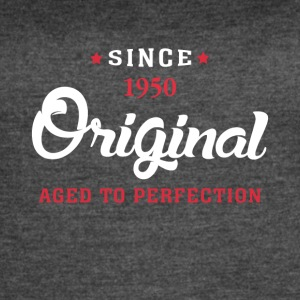 Since 1950 Original Aged To Perfection - Women's Vintage Sport T-Shirt