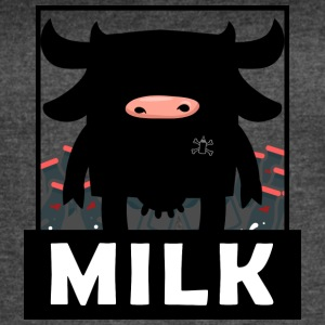 Giant Milky Cow - Women's Vintage Sport T-Shirt
