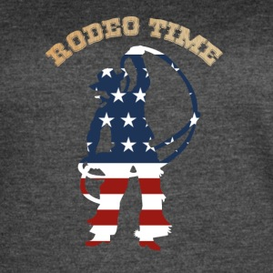 Rodeo - Women's Vintage Sport T-Shirt