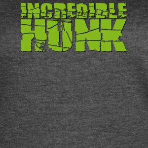 Incredible Hunk - Women's Vintage Sport T-Shirt