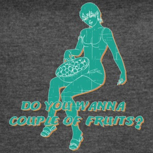 do_you_wanna_couple_of_fruits_vintage - Women's Vintage Sport T-Shirt