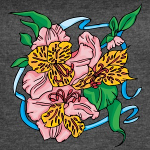 beautiful_pink_flowers - Women's Vintage Sport T-Shirt