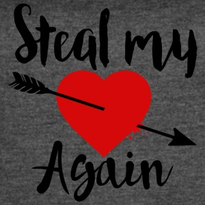 Steal my Heart tee - Women's Vintage Sport T-Shirt