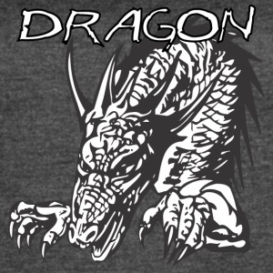 2_hand_dragon - Women's Vintage Sport T-Shirt