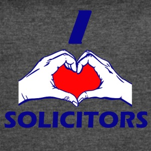 SOLICITOR Design - Women's Vintage Sport T-Shirt