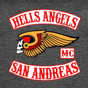 Hell angels - Women's Vintage Sport T-Shirt
