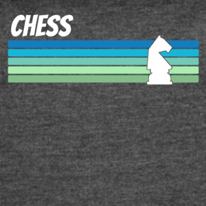Retro Chess - Women's Vintage Sport T-Shirt