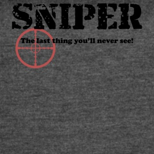 Sniper See - Women's Vintage Sport T-Shirt