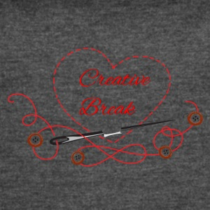 Creative BReak - Women's Vintage Sport T-Shirt